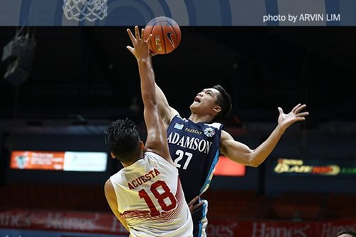 Suspended Adamson juniors player gets TRO from court