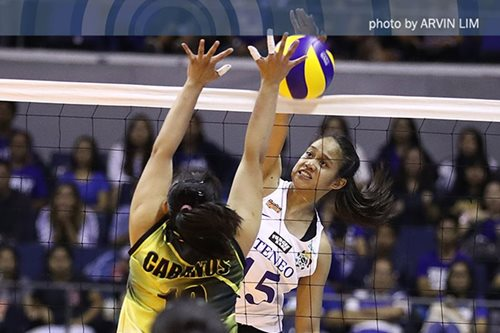 UAAP volleyball: Lady Eagles win 1st game in post-Alyssa Valdez era