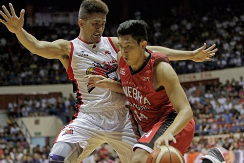 Cone doubts Ginebra has momentum against Alaska