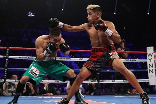 Magdaleno turns down Donaire's request for rematch