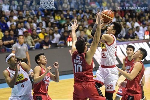 Star shrugs off foul discrepancy, credits Ginebra for well-played game