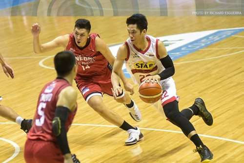 PBA: Star's Allein Maliksi sorry for 'cooking' gesture after meeting commissioner