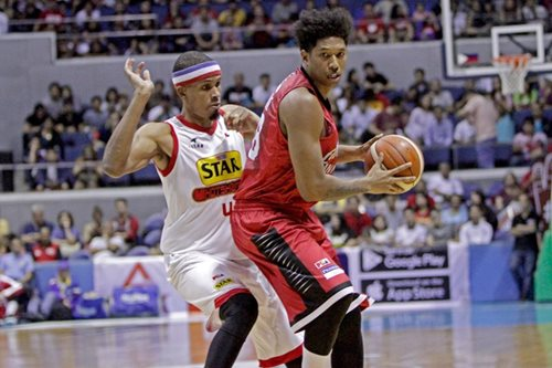Ginebra's Devance earns PBA Player of the Week nod
