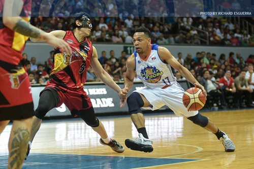 TNT's Castro hopes to be 100% in time for Game 7