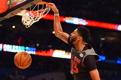 West, wagi sa NBA All-Star Weekend