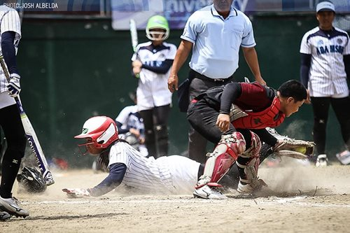 UAAP softball: Lady Falcons bounce back, make Final Four