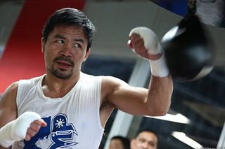 'Underdog' Pacquiao announces Matthysse fight in June