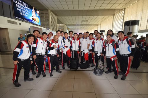 PH ice hockey team finishes 3rd in Division 2 of Asian Winter Games