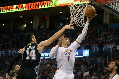 NBA: Another day at the office for Westbrook as he climbs up record books