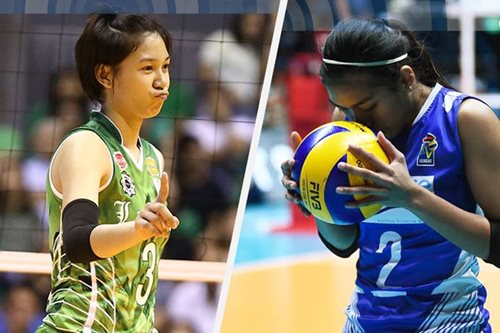 Alyssa Valdez, Mika Reyes headline national team pool