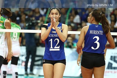 Vicente defends Jia Morado's snub from nat'l team pool