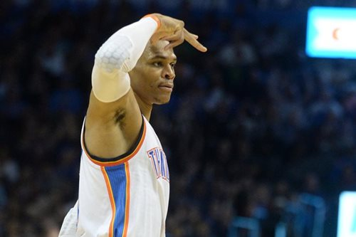 NBA: Westbrook may '90% chance' na makamit ang triple-double average