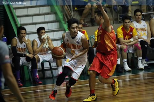 Tanduay, Café France eye D-League semifinals