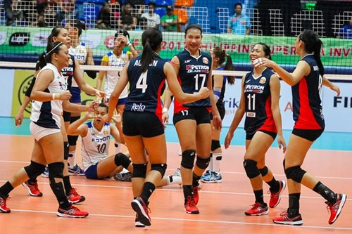 Superliga: Petron, F2 take on separate foes at start of 2nd round