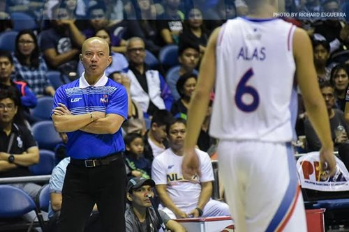PBA: Yes, I have a temper but that's only in basketball, Guiao says