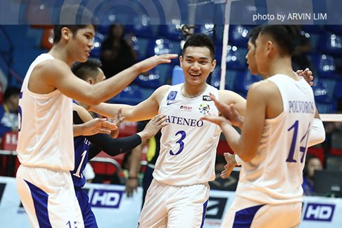UAAP: New volleyball sked to give men's game better exposure
