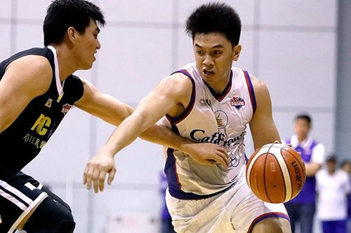 PBA D-League: Cafe France rallies past Racal to stay alive in semis