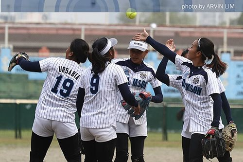 Adamson, Ateneo gun for softball, baseball crowns