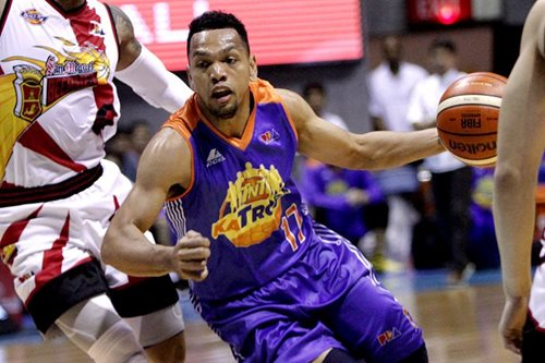 TNT's Castro earns PBA Player of the Week honors