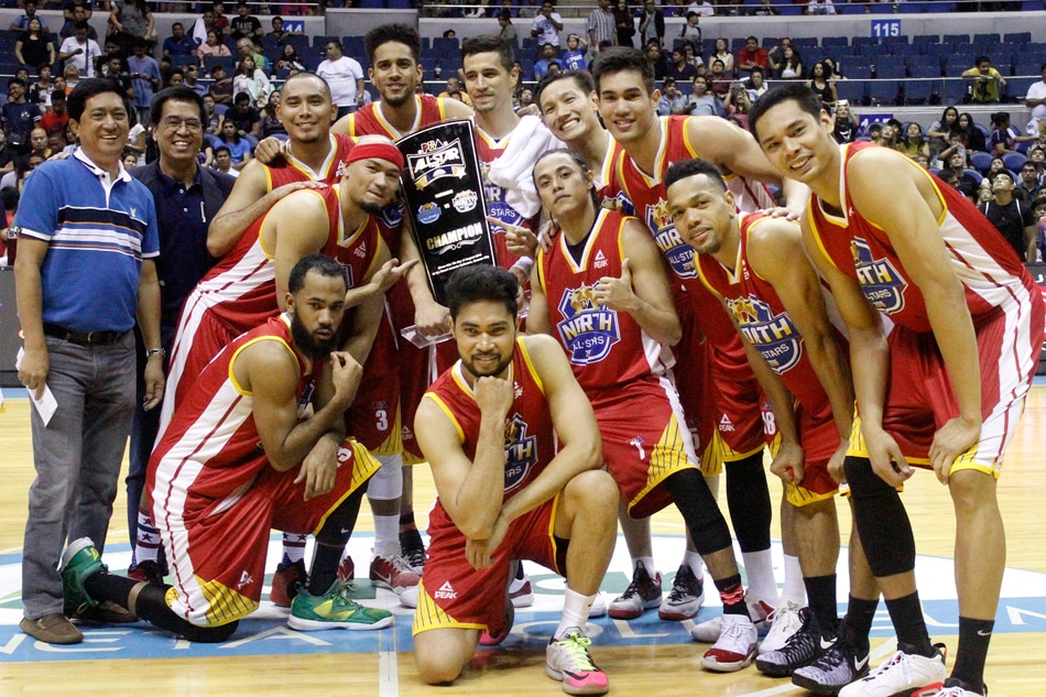 PBA unveils All-Star Game rosters - News in the Philippines  PBA unveils All...
