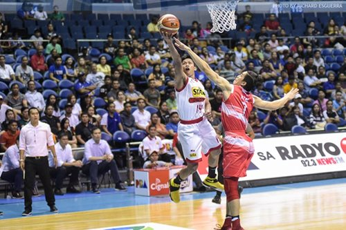 Star's Barroca is PBA Player of the Week