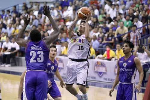 Racal in D-League Finals for first time after outlasting Cafe France