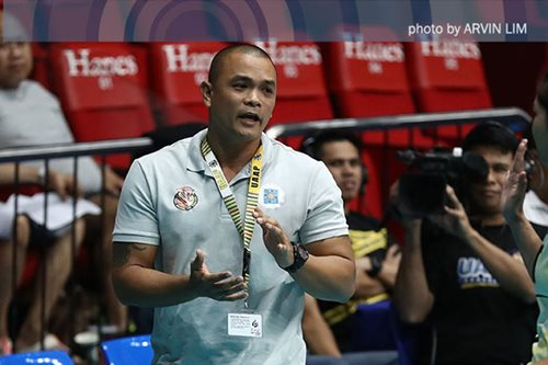 UAAP volleyball: Coach braces for tough decisions with UST line-up
