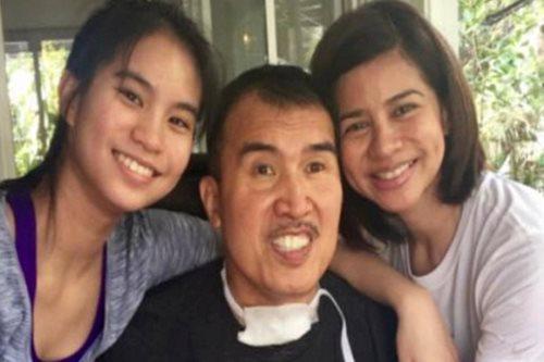 Dad Samboy is a fighter, says Jamie Lim