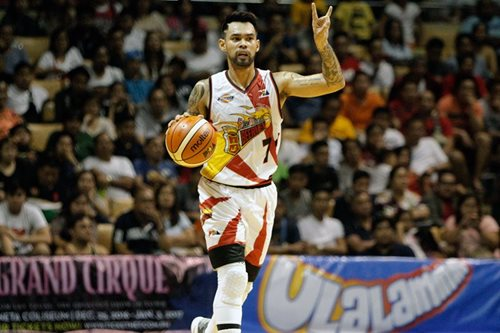 PBA: Ronald Tubid wants opportunity to apologize to SMB bosses
