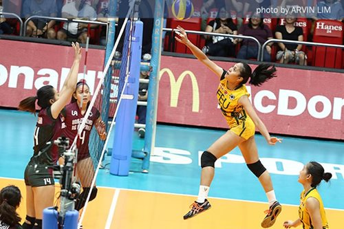 FEU, UP volleybelles battle in must-win game