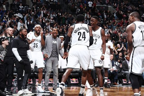 Nets to play Thunder, Heat in Mexico City