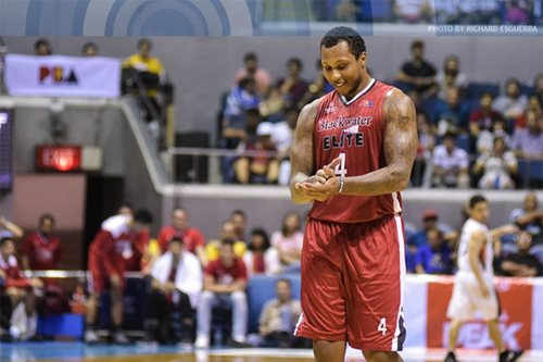 PBA: Blackwater import stays confident even as losses mount