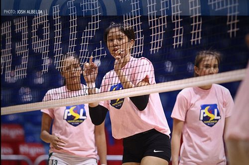 Volleyball stars fight for national team spots in 'Clash of Heroes'