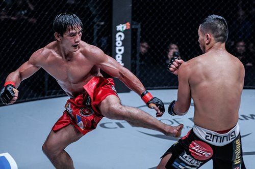 MMA: Team Lakay's Folayang trains at famed Jackson-Wink MMA gym