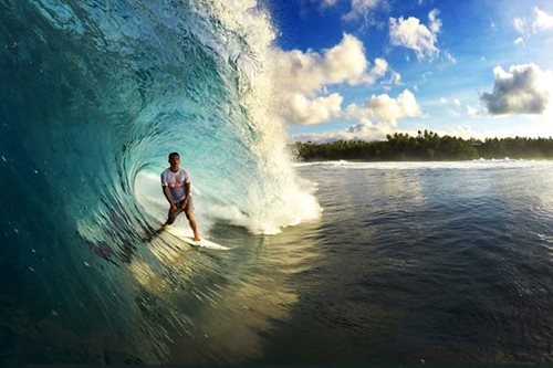 WATCH: Friends share tribute video for surfer Mike Escoltura