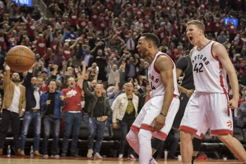 Raptors seize control with win over Bucks