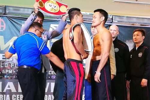 Boxing: Nietes, Nantapech make cut for flyweight title clash