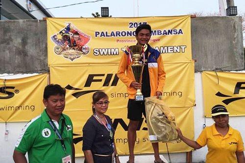 Palarong Pambansa: Ilustre goes 7 of 7 in swimming