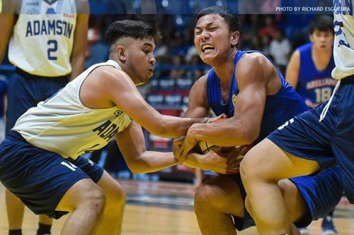 FilOil: Adamson slips past Arellano in overtime