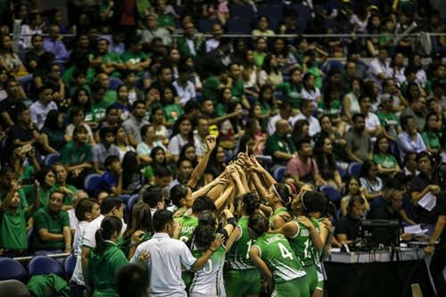 SLIDESHOW: La Salle takes down Ateneo in Game 1