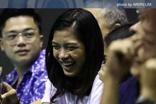 Alyssa predicts 'intense' Game 2 between Ateneo and La Salle