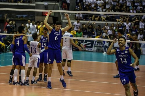 Ateneo coach sheds tears of joy after proving doubters wrong