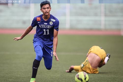 'Gametime': Jarvey Gayoso, Ateneo coach talk about miraculous UAAP football win