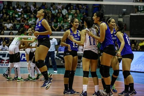 Michelle Morente on La Salle victory: Hands down, deserve nila