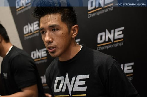 MMA: Geje Eustaquio confident he can beat Thai opponent in rematch