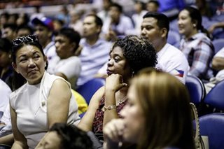 Blatche's mother relishes first PH trip