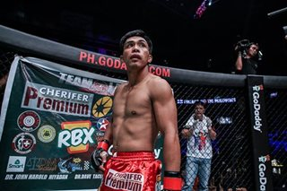 MMA: Belingon takes on McLaren at ONE: Quest for Greatness