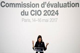 Macron vows full backing for Paris Olympics 2024 bid