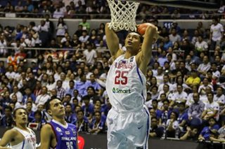 SEABA: Patience pays off for Japeth Aguilar