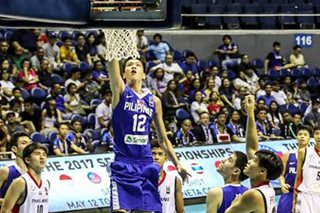 Batang Gilas gears up for SEABA U-16 title match vs Malaysia